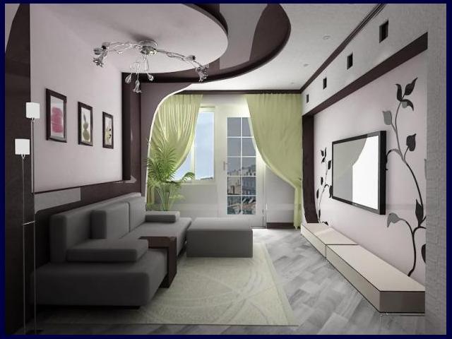 Дизайн-проект комнаты своими руками